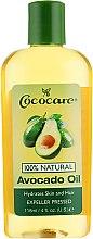 """Духи, Парфюмерия, косметика Масло для волос """"Авокадо"""" - Cococare Hair Oil"""