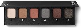 Духи, Парфюмерия, косметика Палетка теней для век - Alcina Smokey Eyeshadow Palette