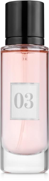 Fragrance World 03 - Парфюмированная вода