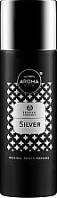 "Духи, Парфюмерия, косметика Ароматизатор спрей ""Silver"" для авто - Aroma Car Prestige Spray"