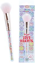 Духи, Парфюмерия, косметика Кисть для румян - Swizzels Love Hearts Blush Brush
