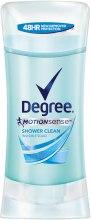 Духи, Парфюмерия, косметика Дезодорант-антипреспирант - Degree Women Motionsense Shower Clean Invisible Solid