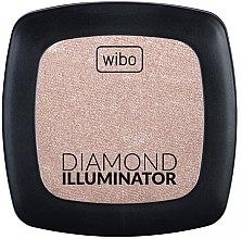 Духи, Парфюмерия, косметика Хайлайтер - Wibo Diamond Illuminator