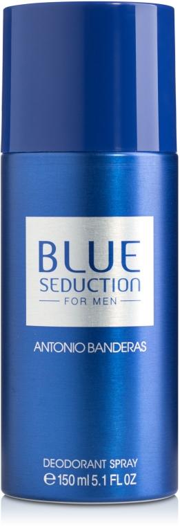 Blue Seduction Antonio Banderas - Дезодорант