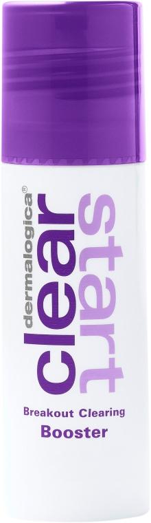 Средство для очищения воспалений на лице - Dermalogica Clear Start Breakout Clearing Booster — фото N1
