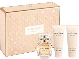Духи, Парфюмерия, косметика Elie Saab Le Parfum - Набор (edp/50ml + b/lot/75ml + s/c 75ml)