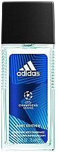 Парфумерія, косметика Adidas UEFA Champions League Dare Edition - Дезодорант