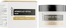 Духи, Парфюмерия, косметика Интенсивный антивозрастной пептидный крем - Coxir Intensive EGF Peptide Cream