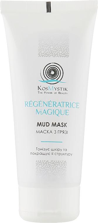 """Маска из грязи """"Regeneratrice Magique"""" - Kosmystik Vertu Regeneratrice Magique Mud Mask"""