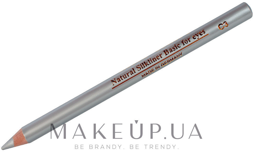 Стійкий олівець для повік - Miss Claire Eye Pencil — фото C03