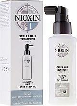 Духи, Парфюмерия, косметика Питательная маска волос - Nioxin Thinning Hair System 1 Scalp Treatment