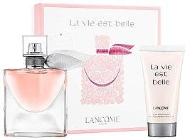 Духи, Парфюмерия, косметика Lancome La Vie Est Belle - Набор (edp/30ml + b/lot/50ml)