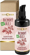 Духи, Парфюмерия, косметика Касторовое масло для лица и тела - Purity Vision BIO