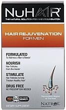 Духи, Парфюмерия, косметика Восстановление волос для мужчин - Natrol NuHair