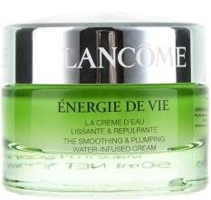 Духи, Парфюмерия, косметика Увлажняющий крем для лица - Lancome Energie De Vie The Smoothing & Plumping Water (тестер)