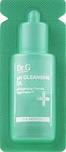 Духи, Парфюмерия, косметика Гидрофильное масло для снятия макияжа - Dr.G pH Cleansing Oil (пробник)