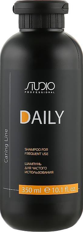Шампунь для частого использования - Kapous Professional Caring Line Daily Shampoo