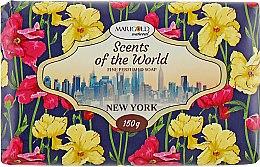 """Духи, Парфюмерия, косметика Натуральное мыло """"Нью-Йорк"""" - Marigold Natural Soap"""