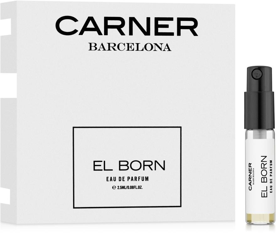 Carner Barcelona El Born - Парфюмированная вода (пробник)