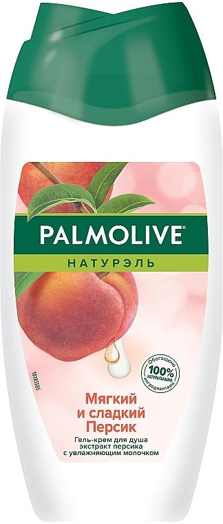 """Гель-крем для душа """"Мягкий и сладкий персик"""" - Palmolive Naturel Shower Gel"""