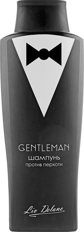 Шампунь для волос против перхоти - Liv Delano Gentleman Shampoo