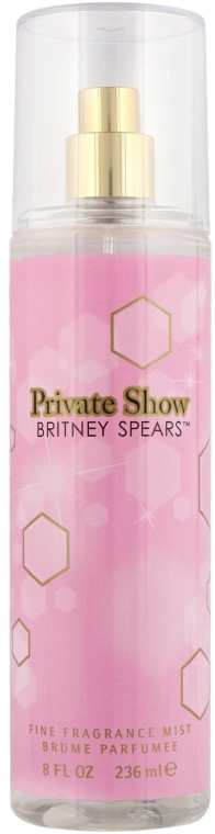 Britney Spears Private Show - Спрей для тела