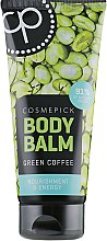 Духи, Парфюмерия, косметика Бальзам для тела с экстрактом зеленого кофе - Cosmepick Body Balm Green Coffee