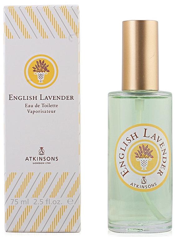 Atkinsons English Lavender - Туалетная вода