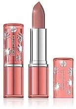 Духи, Парфюмерия, косметика Помада для губ с эффектом металлик - Bell Shiny Lipstick