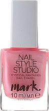 Духи, Парфюмерия, косметика Перманентный лак для ногтей - Avon Mark Nail Style Studion