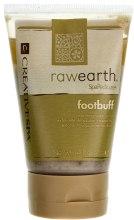 Духи, Парфюмерия, косметика Согревающий скраб для ног - CND Raw Earth Foot Buff