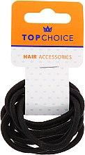 Духи, Парфюмерия, косметика Резинки для волос 10 шт, 66214 - Top Choice