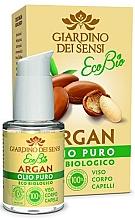Духи, Парфюмерия, косметика Аргановое масло для лица, тела, волос - Giardino Dei Sensi Eco Bio Face Body Hair Argan Oil