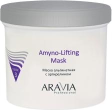 Духи, Парфюмерия, косметика Маска альгинатная с аргирелином - Aravia Professional Amyno-Lifting