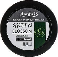 """Духи, Парфюмерия, косметика Парфюмированная сахарная паста для депиляции """"Зеленый свет"""", ультра твердая - Danins Green Blossom Sugar Paste Ultra Hard"""