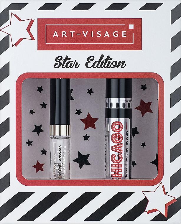 Подарочный набор - Art-Visage Chicago (b/gel/5ml + mascara/7 ml)