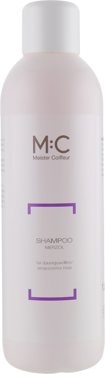 Шампунь с норковым маслом - M:C Meister Coiffeur Shampoo Nerzol