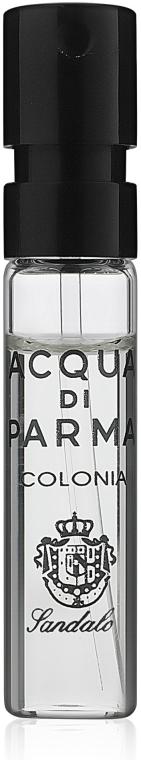 Acqua di Parma Colonia Sandalo Concentree - Одеколон (пробник)