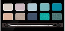 Духи, Парфюмерия, косметика Палетка теней для век - Pierre Rene Palette Match System Eyeshadow Spring