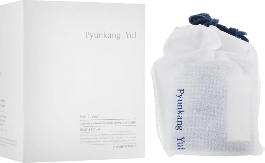 Питательный восстанавливающий крем для век с экстрактом астрагала и натуральных масел - Pyunkang Yul Eye Cream