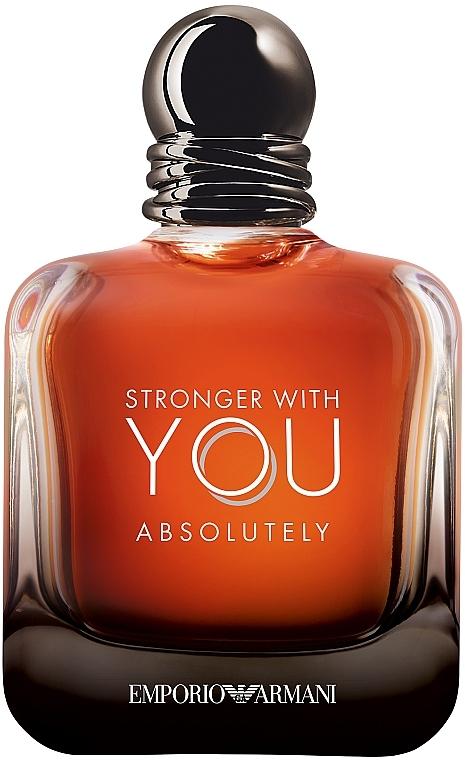 Giorgio Armani Emporio Armani Stronger With You Absolutely - Духи