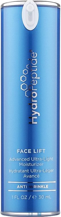 Ультраподтягивающий легкий увлажняющий крем с эффектом лифтинга - HydroPeptide Face Lift