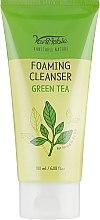 Духи, Парфюмерия, косметика Пенка для лица с экстрактом зеленого чая - Beauadd Vanitable Foaming Cleanser Green Tea