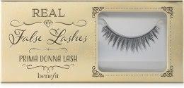 Духи, Парфюмерия, косметика Многослойные накладные ресницы с перекрещивающимися волосками - Benefit Prima Donna Lash