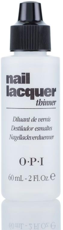 Жидкость для разведения лака - O.P.I Nail Lacquer Thinner