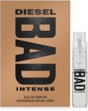 Духи, Парфюмерия, косметика Diesel Bad Intense - Парфюмированная вода (пробник)