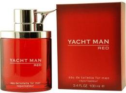 Духи, Парфюмерия, косметика Myrurgia Yacht Man Red - Туалетная вода