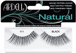 Духи, Парфюмерия, косметика Накладные ресницы - Ardell Natural Eye Lashes Black 111