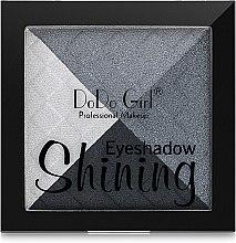Палетка теней для век - DoDo Girl Shining Eyeshadow — фото N2