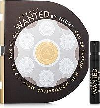 Духи, Парфюмерия, косметика Azzaro Wanted By Night - Парфюмированная вода (пробник)